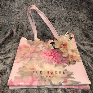 Ted Baker London Pink Floral Tote
